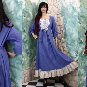 BLUE ANGEL  - baby-doll design ruha - Meska.hu