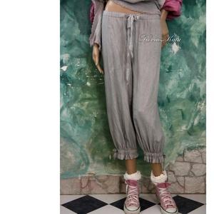EDI-NACI - romantikus lagenlook nadrág - ruha & divat - női ruha - nadrág - Meska.hu