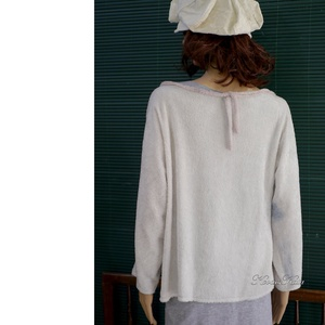 ZSENÍLIA - design pulóver (brokat) - Meska.hu