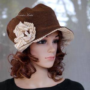 GEMMA - romantikus harang kalap / barna (brokat) - Meska.hu