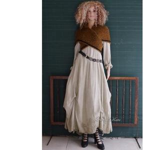 BEATRICE / SAND - romantikus design-ruha  - ruha & divat - női ruha - ruha - Meska.hu