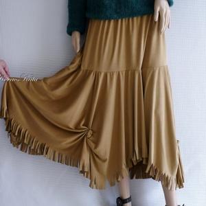 BAMBI - artsy design-szoknya - ruha & divat - női ruha - szoknya - Meska.hu