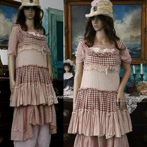 HONORKA - baby-doll design ruha - Meska.hu