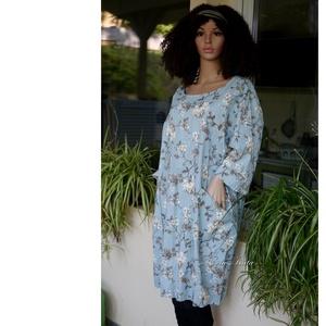 LUFI-RUHA - artsy design tunika-ruha - ruha & divat - női ruha - kismamaruha - Meska.hu
