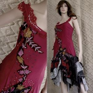 PAULINA - artsy design-ruha - ruha & divat - női ruha - alkalmi ruha & estélyi ruha - Meska.hu