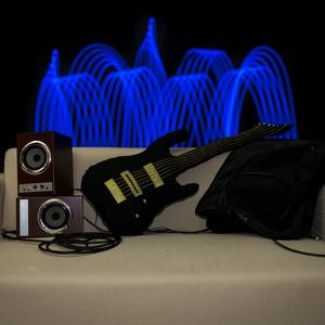 Gitár alakú párna - Fekete színű ESP Horizon típusú gitárpárna - csak rendelésre!, Párna & Párnahuzat, Lakástextil, Otthon & Lakás, Varrás, Rock Párna / Fekete színű ESP Horizon típusú Gitár Párna\n\nTest anyaga: fekete színű textil\nHúrok: ez..., Meska