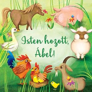 Isten hozott! - Személyre szabott illusztráció - Print (bubadesign) - Meska.hu