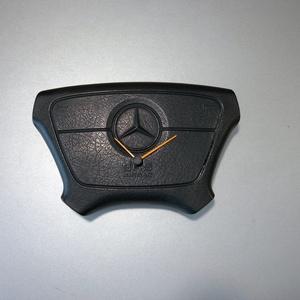 Mercedes  autóalkatrészből fali óra, Otthon & Lakás, Dekoráció, Falióra & óra, Mindenmás, Mercedes kormánylégzsák borításából készítettem ezt a fali órát.  Különlegessége,hogy a mutatók az a..., Meska