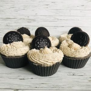 Organikus süti szappan - Oreos Muffin (CalypSoap) - Meska.hu