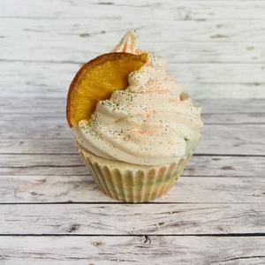 Kézműves organikus süti szappan - Citrus Love, Szappan, Szappan & Fürdés, Szépségápolás, Szappankészítés, Összetevők: olívaolaj, kókuszzsír, shea vaj, pálmazsír, ricinusolaj, lúg, illatolaj, kozmetikai pigm..., Meska