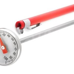 CandleBar Hőmérő viasz olvasztásához, Szerszámok, eszközök, Kiegészítők, Gyertyaöntés, Gyertyaöntő alapanyagok, Gyertyaöntő formák, Az egyik legfontosabb eszköze a gyertyakészítésnek.\nHa gondosan szeretnél gyertyát készíteni, minden..., Meska