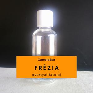 CandleBar Frézia illatolaj gyertya illatosításához 10gr - Meska.hu