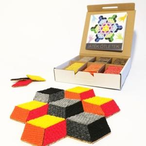Mozaik kirakó 3., Játék, Gyerek & játék, Készségfejlesztő játék, Mozaik, Olyan játékot keresel, amivel a gyermek szülői segítség nélkül is tud játszani? \nEgy játékot, amivel..., Meska