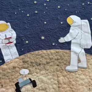 Űrhajós falvédő (ceros) - Meska.hu