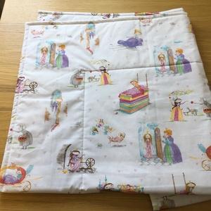 Takaró, Gyerek & játék, Gyerekszoba, Falvédő, takaró, Bölcsödébe, óvodába, de akár otthonra is használható ez a puha takaró. Kétféle méretben (90x130 cm é..., Meska