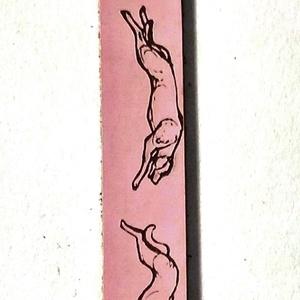 Kisállat nyakörv - rózsaszín (chrdesign) - Meska.hu