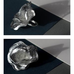 Plabodot RINGRING gyűrű - ezüst (cirrhopp) - Meska.hu