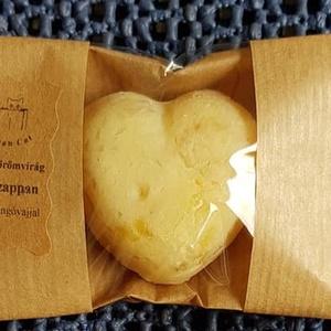Körömvirág szappan mangóvajjal-köszönőajándék eskövőre, Esküvő, Emlék & Ajándék, Köszönőajándék, Kozmetikum készítés, Szappankészítés, Egyedi rendelésre (rendelés 3 héttel minimum a szállítás/átvétel előtt) készítek esküvőkre kézműves ..., Meska