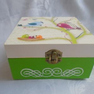 Madaras doboz (cloh) - Meska.hu