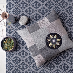 TOKIÓ - patchwork párna (colette) - Meska.hu
