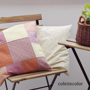 RELAX - patchwork párna (colette) - Meska.hu