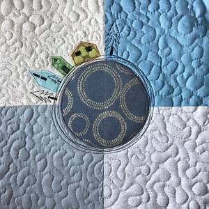Dániamánia - párnahuzat (colette) - Meska.hu