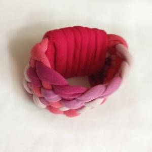 Pink-rózsaszín textilszett (colorosa) - Meska.hu