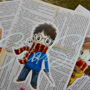 Harry Potter print szett 3 db A4 (colorshop) - Meska.hu