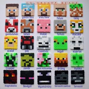 MINECRAFT hűtőmágnes készlet (9 db), Férfiaknak, Gyerek & játék, Gyerekszoba, Játék, Játékfigura, Mindenmás, Nálatok is nagy kedvenc a Minecraft? Sok családban van ez így, hisz napjaink egyik legnépszerűbb ját..., Meska