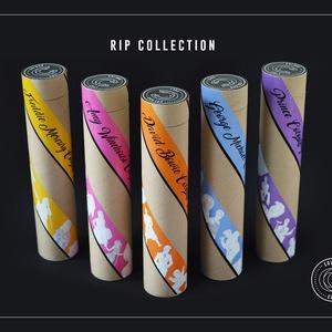 RIP Collection Colour Cult 5x (8xA/3), Dekoráció, Otthon & lakás, Kép, Képzőművészet, Grafika, Festészet, Fotó, grafika, rajz, illusztráció, 5 féle csomagonként 8 db A/3 méretű kifestő. Összesen 40 db egyedi a/3-as print. A csomagok egyedi, ..., Meska