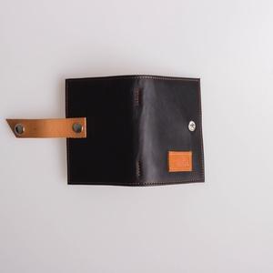 Black bird -  bankkártya tartó (Coquette) - Meska.hu