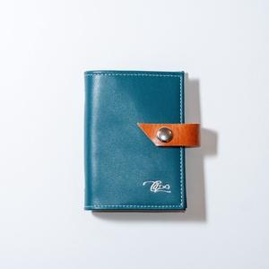 Hunter - bankkártya tartó (Coquette) - Meska.hu