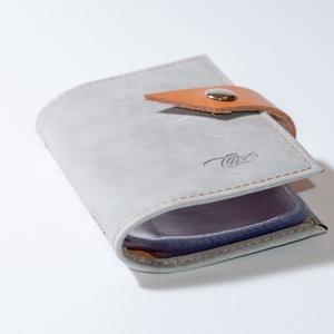 Grey stone - bankkártya tartó (Coquette) - Meska.hu