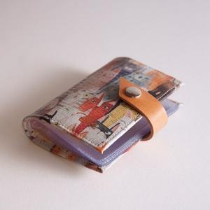 Friends - bankkártya tartó (Coquette) - Meska.hu