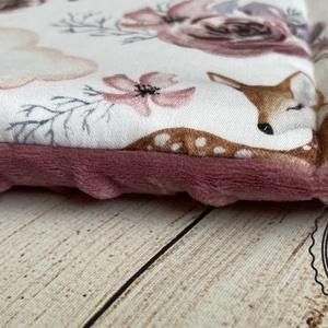 Baba ágyneműgarnitúra (takaró + párna) - játék & gyerek - babalátogató ajándékcsomag - Meska.hu