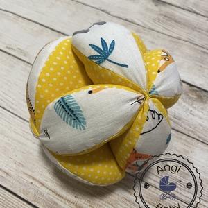 AKCIÓ - Montessori szétszedhető labda, Játék & Gyerek, Babalátogató ajándékcsomag, Varrás, Meska