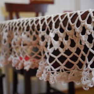 Horgolt terítő (Crochette) - Meska.hu
