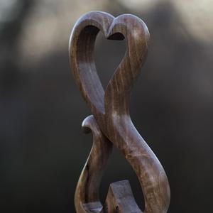 Szerelem szobor (Rodizto) - Meska.hu
