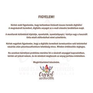 Covid-19 tájékoztató poszter, PDF JPEG poszter, üzletre szerkeszthető, fodrász szalon, körmös szalon, kozmetika  - otthon & lakás - papír írószer - egyedi szerkesztés - Meska.hu