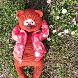 Eszkimó medve (Csakra) - Meska.hu