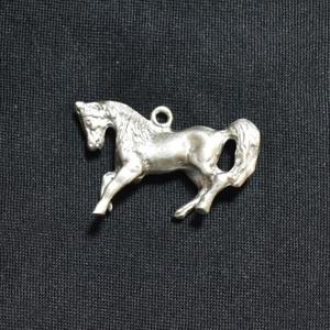 """Zsebóralánc függő, medál ló \"""" Magyar közepes\"""" ezüstből, Ékszer, Karóra és Ékszeróra, Zsebóra, Ötvös, Az eredetivel teljesen megegyező mintát készítettem. A mintát viaszveszejtéses technikával megöntett..., Meska"""