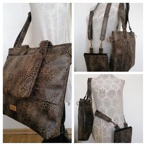 """,, Anett """"Átalakítható táska., Táska & Tok, Ezt az egyedi,designer táskát, olyan hölgyeknek, lányoknak, kismamáknak diák lányoknak ajánlom akikn..., Meska"""