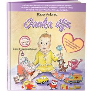 Janka útja című mesekönyv AJÁNDÉK papír mentőautóval, Otthon & Lakás, Könyv, Papír írószer, A mesekönyv főhőse, Janka életének első néhány hónapját dolgozza fel, amelynek során ötnapos korában..., Meska