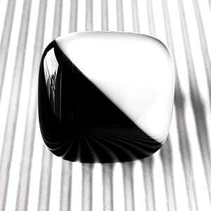 Audrey üveg gyűrű, üvegékszer, Ékszer, Gyűrű, Statement gyűrű, Ékszerkészítés, Üvegművészet, Meska