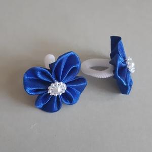 Kék hajgumi (CsillAlkot) - Meska.hu