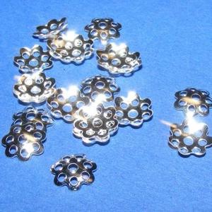 Gyöngykupak (20. minta/10 db) - 8 mm - gyöngy, ékszerkellék - egyéb alkatrész - Meska.hu