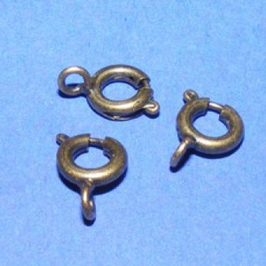 Körkapocs (342/C minta/1 db) - 6 mm (csimbo) - Meska.hu