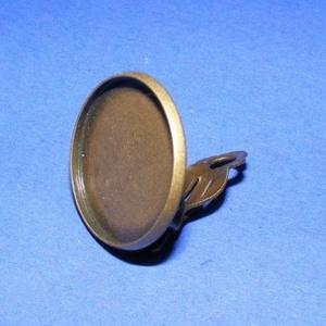 Fülbevaló alap (252/B minta/2 db) (csimbo) - Meska.hu