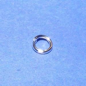 Szerelőkarika (1001/D minta/20 db) - 6x1 mm (csimbo) - Meska.hu