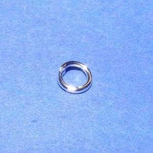 Szerelőkarika (1013. minta/20 db) - 4x0,7 mm (csimbo) - Meska.hu